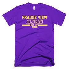 alumni tshirt prairie view alumni