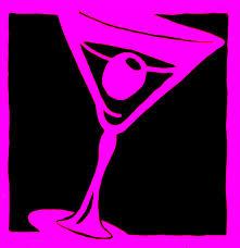 martini purple purple pop art martini glass by oceanclark on deviantart