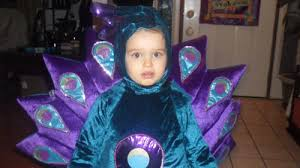 Peacock Halloween Costume Girls Cute Unique Peacock Costume Babies Toddlers Children