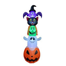 Halloween Outdoor Blow Up Decorations by Halloween Inflatables You U0027ll Love Wayfair