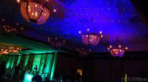 Starry Night Ceiling by Wedding Trend Starry Night Lighting Bridalpulse