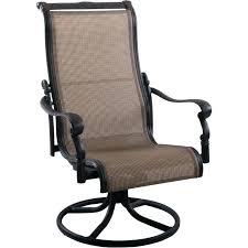 Swivel Patio Chair New High Back Patio Chair For 27 High Swivel Patio Chairs 2ftmt Me