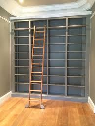Sliding Bookshelf Ladder Sliding Bookcase Ladder Bobsrugby Com