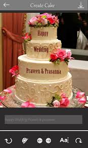 wedding cake name name on wedding cake android apps on play