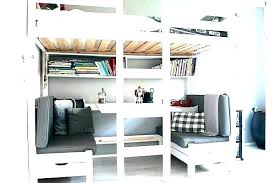 loft bed with desk plans bunk bed with desk under full bed with desk full size loft bed with