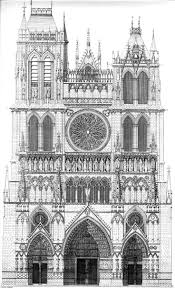 Parts Of A Cathedral Floor Plan by Best 10 Gothic Architecture Drawing Ideas On Pinterest