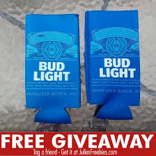 is bud light made with rice the budweiser and bud light baseball coolie sweepstakes julie s