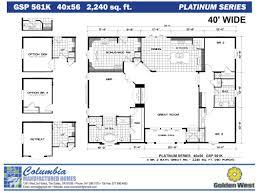ideas floor plans golden oak series tlc manufactured homes plan