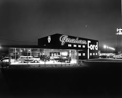 columbus ford dealers vintage dealership photos inspire test drive daydreams ford
