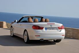 new bmw 4 series convertible pictures and details autotribute