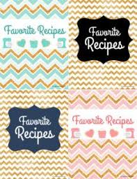 recipe binder printables by melanie gets married organize your