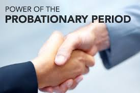 the power of the probationary period blog