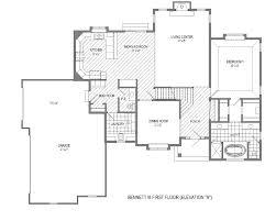 the bennett iii trustway homes