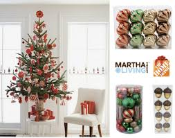 christmas decorations from martha stewart