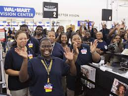 wal mart relaxes dress code business insider