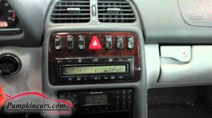 2001 Mercedes Benz Clk320 Convertible Youtube