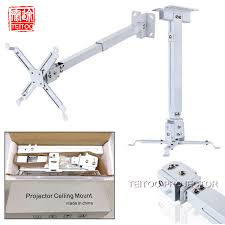 Vaulted Ceiling Tv Mount by Online Get Cheap Ceiling Mounting Bracket Aliexpress Com