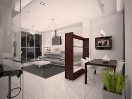 small studio apartment interior design