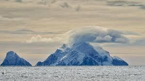 imagenes de la antartida encuentran 91 volcanes bajo el hielo de la antártida