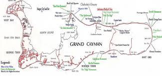 Grand Cayman Islands Map Grand Cayman Island Paradise Found Condo