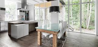 plancher cuisine bois bois ditton