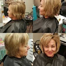 how to grow out short hair into a bob before and after with some extensions to help fill in the gaps