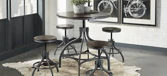 Industrial Dining Room by Industrial Flair Adding Unique Accents To Any Room