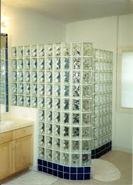 glass block shower home construction u0026 remodel vancouver wa