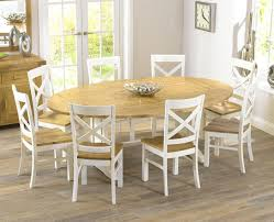 Best Awesome Cream Dining Table Chairs Pictures Images On - Cream kitchen table