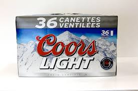 coors light 36 pack price the beer wine king in aylmer gatineau over 100 varieties