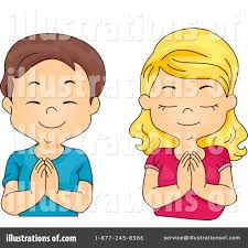 praying clipart 1065227 illustration by bnp design studio