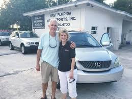 lexus leaving jacksonville customer testimonials first florida motor sports pompano beach fl