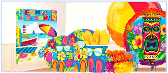 Summer Party Decorations Creative Summer Party Themes In The Uae