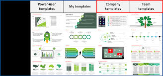 Power User For Powerpoint Excel L Slides Templates Library Slide Templates