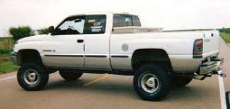 1999 dodge ram 1500 v8 rocky mountain suspension products