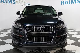q7 audi 2010 2010 used audi q7 quattro 4dr 3 6l premium at haims motors serving