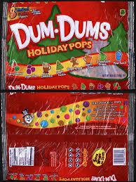 twelve days of christmas spangler u0027s holiday dum dum pops