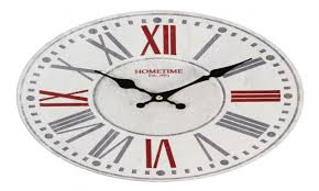 radiant d wall clocks sticker removable wall decal art mural clock