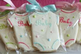 shower favors sugar cookie baby shower favors baby shower decorations