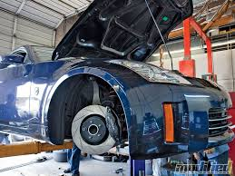 nissan 350z and 370z 370z sport brake upgrade for the 350z modified magazine