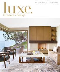 luxe magazine september 2015 orange county san diego by sandow