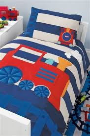 Thomas Single Duvet Cover Buy Toddler Train Bed Set From The Next Uk Online Shop Decor