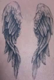 back wing tattoos wings tattoos design inket on