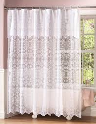 Fabric Shower Curtains With Matching Window Curtains Shower Ynjhbmqz Amazing Swag Shower Curtains Better Homes And