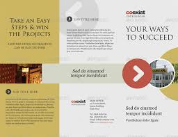 Neque Adipiscing An Cursus by Coexist Trifold Brochure Psd Template By Kinzi21 Graphicriver
