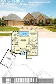 european style house plan 915013chp sophisticated european house plan car garage