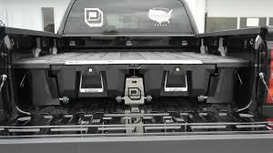 Slide Out Truck Bed Tool Boxes 2004 2014 F150 Decked Truck Bed Sliding Storage System 5 6ft
