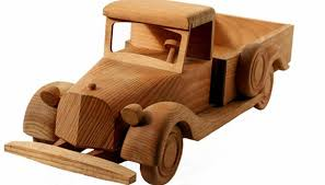 Making A Wooden Toy Truck by Homemade Wooden Truck Our Pastimes