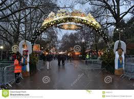 entrance market hyde park editorial photography