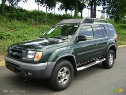 nissan green 2001 alpine green metallic nissan xterra se v6 31585239 photo 5